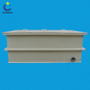 Pp Material Plastic Water Storage Tank Large Water Tanks electroplating bath