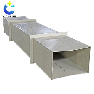 Industrial Easy Installation Pipe Square Pipe for Ventilation duct system