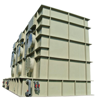 Industrial Dust Collectors Devices Water Scrubber