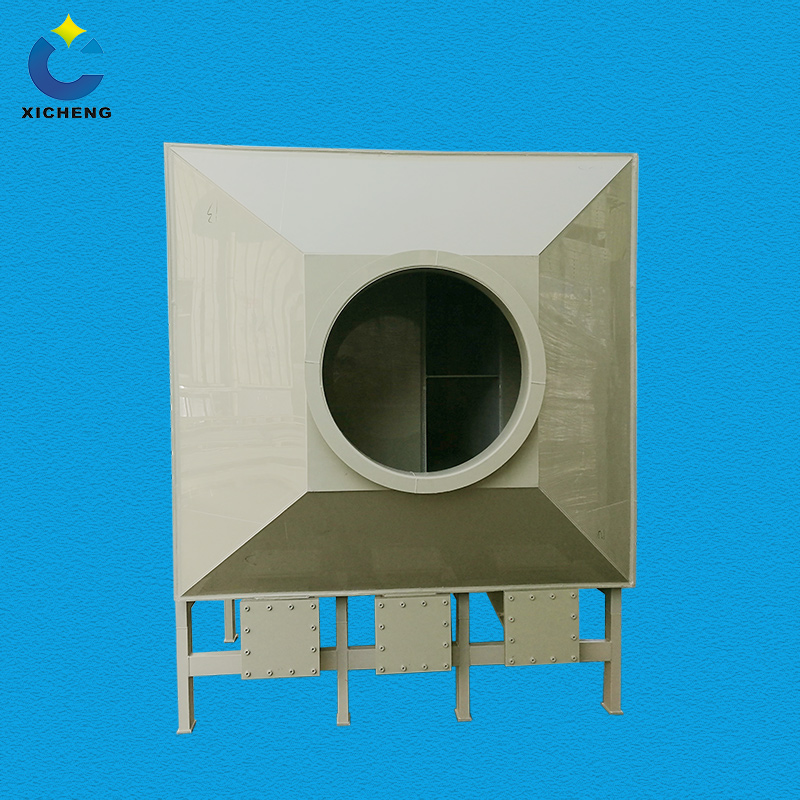 Gas Odor Treatment Tower Carbon Organic Absorption Tower Carbon Adsorption