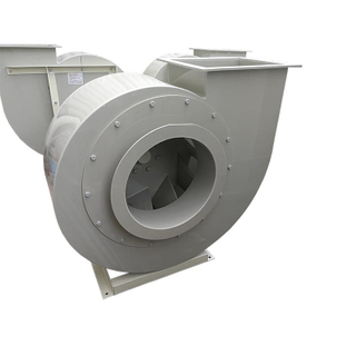 Easy For Installation PP Industrial Pp Ventilation Exhaust Fan Air Centrifugal Fans Blowers