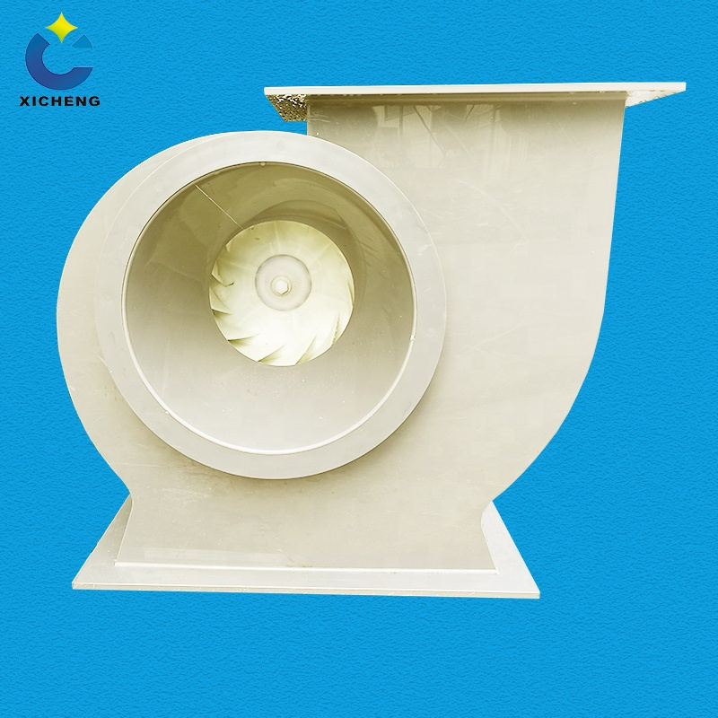 Anti-corrosion Low Noise Centrifugal Ventilation Blower Fan