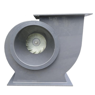 PP plastic centrifugalblower industrial anti-corrosion blower