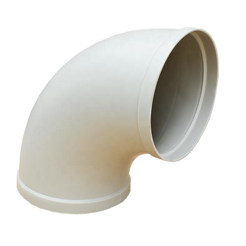 Ventilation Pipe Fittings 90 Degree Elbow Pipe 45 Degree 90 Degree Elbow