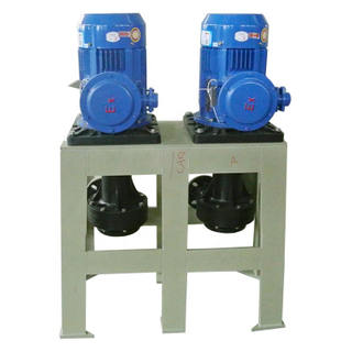 Wet Scrubber Accessory Water Flow Control Anti-corrossive Water Pump