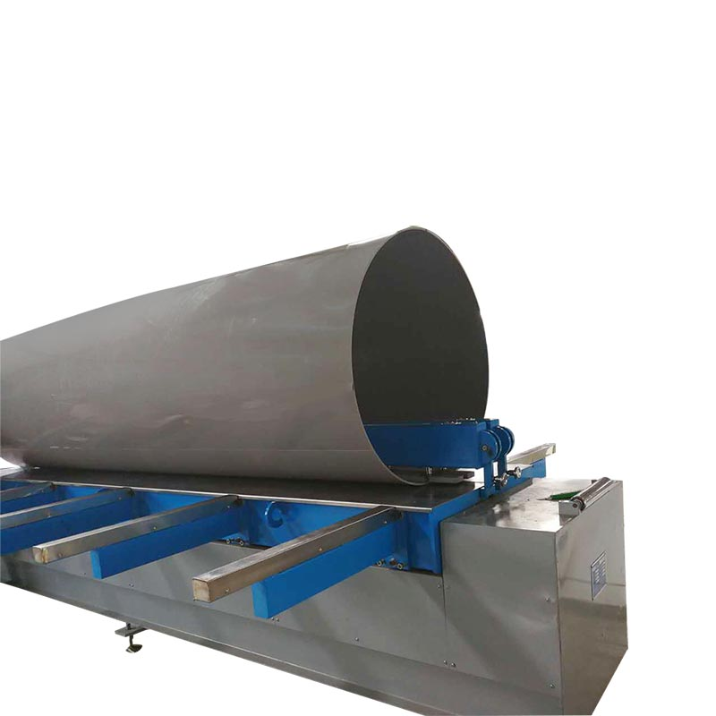 Industrial Exhaust Ductwork with Polypropylene Material