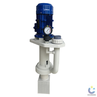 New Type Electric Water Pump for Wet Scrubber